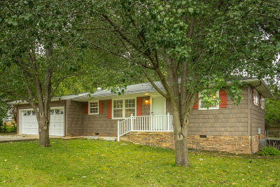 Chattanooga Single Family Home For Sale: 8323 Oak Dr