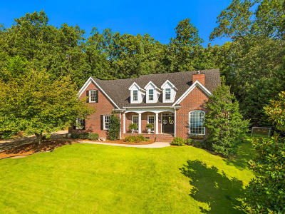 Lookout Mountain Single Family Home For Sale: 1121 Mountain Ter