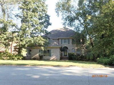 Hixson Single Family Home For Sale: 2003 Riverwood Dr