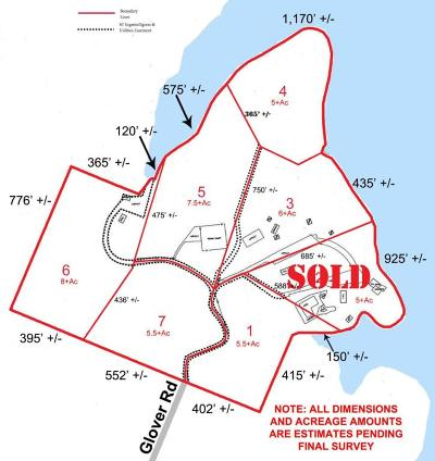 Chattanooga Residential Lots & Land For Sale: 7035 Glover Rd #Tract 4