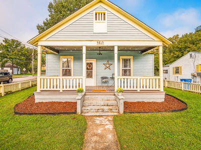 Chattanooga Single Family Home For Sale: 4815 Virginia Ave