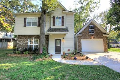 Chattanooga Single Family Home For Sale: 4556 Mayfair Ave