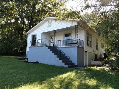 Chattanooga Single Family Home For Sale: 3004 Easton Ave