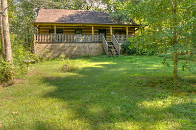Signal Mountain Single Family Home For Sale: 8044 Mill Creek Rd