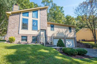 Chattanooga Single Family Home For Sale: 2430 Woodthrush Dr