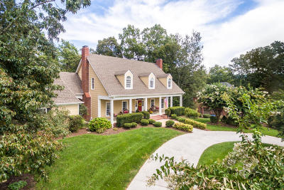 Chattanooga Single Family Home For Sale: 9125 Stoney Mountain Dr