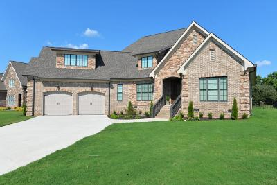 Ooltewah Single Family Home Contingent: 8091 Hampton Cove Dr