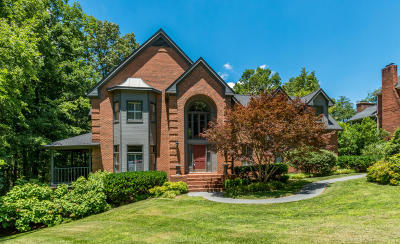Signal Mountain Single Family Home For Sale: 38 Cool Spring Rd