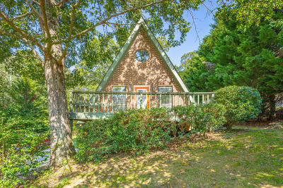 Soddy Daisy Single Family Home For Sale: 1707 Rivergate Ter