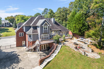 Ooltewah Single Family Home For Sale: 9205 Windstone Dr