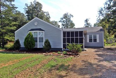 Trenton GA Single Family Home For Sale: $119,900
