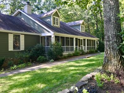 Signal Mountain Single Family Home For Sale: 102 Mathes Ln