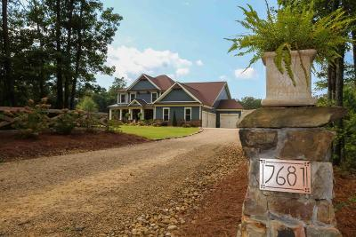 Signal Mountain Single Family Home For Sale: 7681 Harrier Hill Rd #3