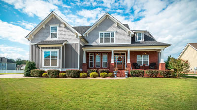 Ooltewah Single Family Home For Sale: 7339 Red Poppy Dr