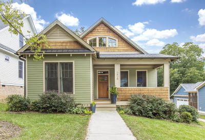 Chattanooga Single Family Home For Sale: 1318 W 45th St