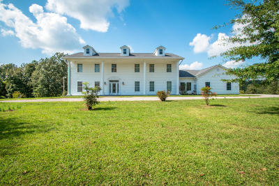 Ocoee Single Family Home For Sale: 1267 Old Federal Rd