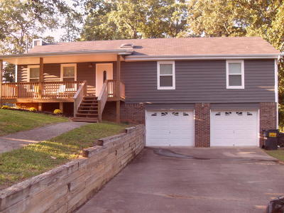 Ringgold Single Family Home Contingent: 492 Smoketree Cir