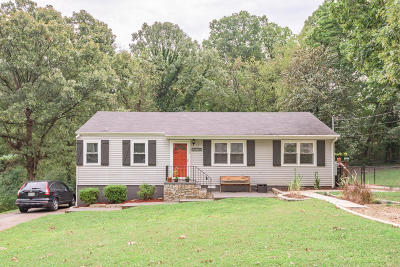 Chattanooga Single Family Home For Sale: 3808 Azalean Dr