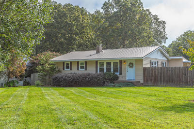 Chattanooga Single Family Home For Sale: 900 Julian Rd