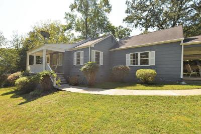 Chattanooga Single Family Home For Sale: 2821 Haywood Ave