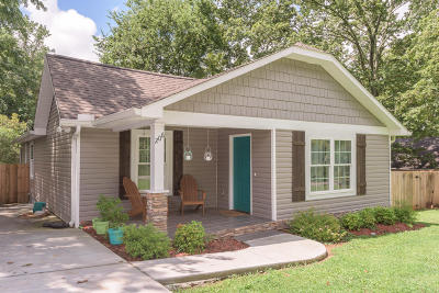 Chattanooga Single Family Home For Sale: 206 Culver St