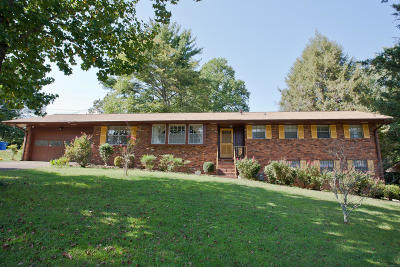 Chattanooga Single Family Home For Sale: 3915 Yorktown Rd