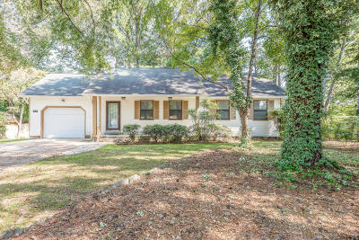 Ringgold Single Family Home Contingent: 204 Merilyn Dr