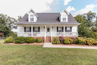 Ooltewah Single Family Home For Sale: 8438 Snow Hill Rd