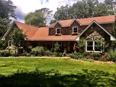 Signal Mountain Single Family Home For Sale: 23 Whispering Pines Dr