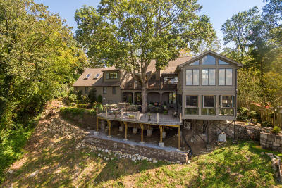 Lookout Mountain Single Family Home For Sale: 314 W Brow Rd