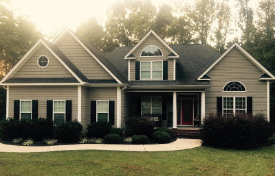 Ringgold Single Family Home For Sale: 4826 Ringgold Rd