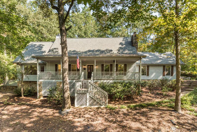 Ooltewah Single Family Home Contingent: 8827 Finney Point Dr