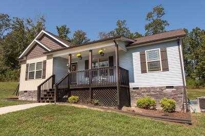 Soddy Daisy Single Family Home Contingent: 1855 Staghorn Dr