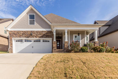 Hixson Single Family Home For Sale: 5564 Bungalow Cir