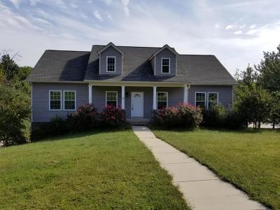 Soddy Daisy Single Family Home For Sale: 10916 N Harbor Rd