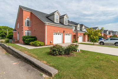 Ooltewah Townhouse For Sale: 8217 Double Eagle Ct
