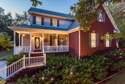 Ooltewah Single Family Home For Sale: 10049 Sims-Harris Rd