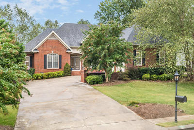 Ooltewah Single Family Home For Sale: 3233 Greenmantle Ct