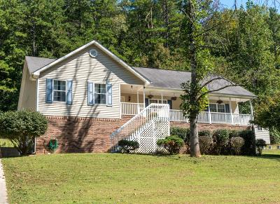 Soddy Daisy Single Family Home Contingent: 10984 Lovell Rd