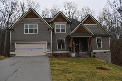 Ooltewah Single Family Home For Sale: 6776 Doughboys Ln #63