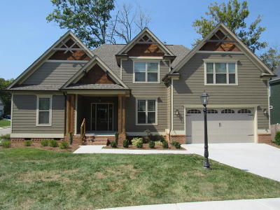 Ooltewah Single Family Home Contingent: 9001 Vintage Ln #279