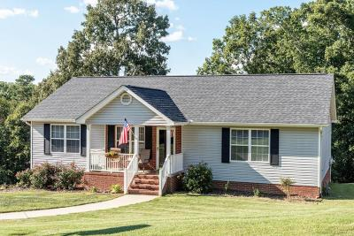 Soddy Daisy Single Family Home For Sale: 10001 Bear Trail Dr
