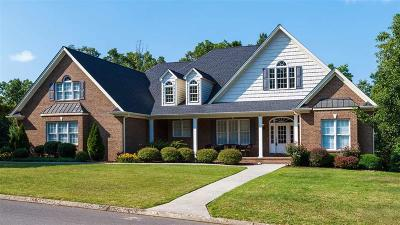 Cleveland Single Family Home For Sale: 144 Covenant