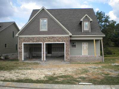 Ooltewah Single Family Home Contingent: 7524 Keely Run