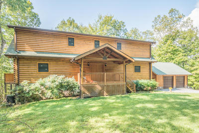 Signal Mountain Single Family Home For Sale: 2336 Clear Brooks Dr
