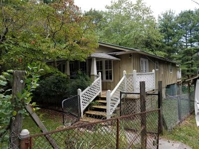Signal Mountain Single Family Home For Sale: 5000 Sawyer Road Rd