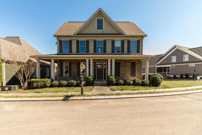 Ooltewah Single Family Home For Sale: 7400 Miss Madison Way