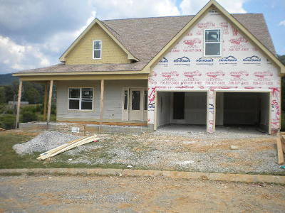 Ooltewah Single Family Home Contingent: 8815 Silver Maple Dr
