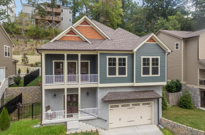 Chattanooga Single Family Home For Sale: 1039 Dartmouth St