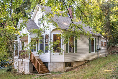 Chattanooga Single Family Home For Sale: 1514 Ryan St